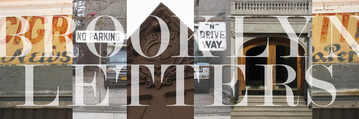 Walking Tour: Brooklyn Letters with Alexander Tochilovsky